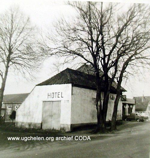 'Hotel Prinsen', collectie CODA.