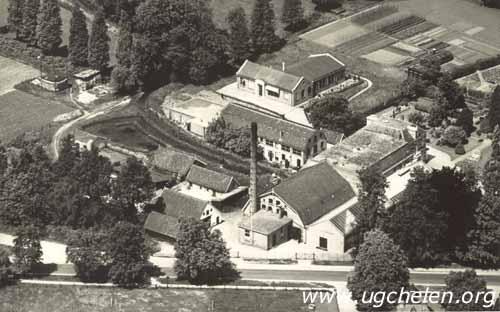 Papierfabriek Van Houtum en Palm 1953, collectie VHP