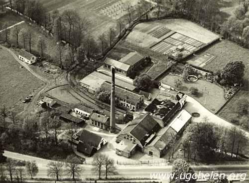 Papierfabriek Van Houtum en Palm 1959, collectie VHP