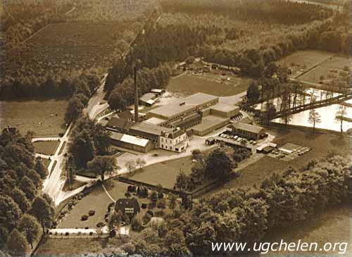 Papierfabriek Van Houtum en Palm 1966, collectie VHP