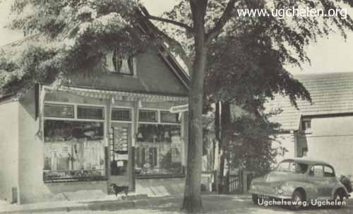 Galanteriewinkel van Butzelaar, collectie Gert Woutersen.
