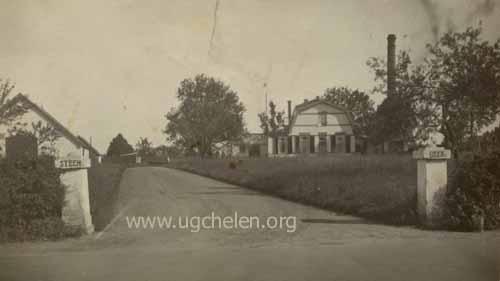 Wasserij de Steenbeek, collectie G. Woutersen.