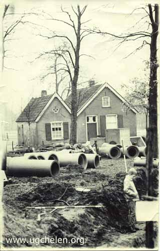'Huisje Karel Dolman', collectie Hemmie Geurts.