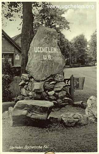 Ugchelse Kei foto mapje, collectie Gert Woutersen.
