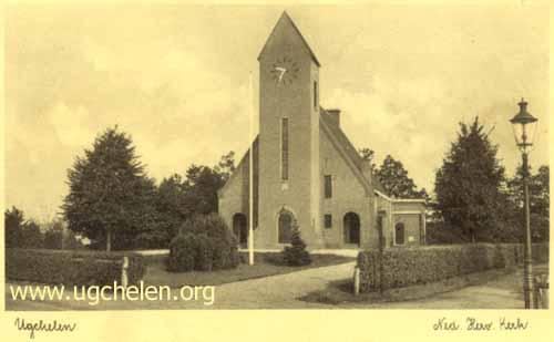'Nederlands Hervormde Kerk', collectie Gert Woutersen.