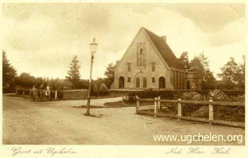 'Nederlands Hervormde Kerk voor 19xx', collectie Gert Woutersen.