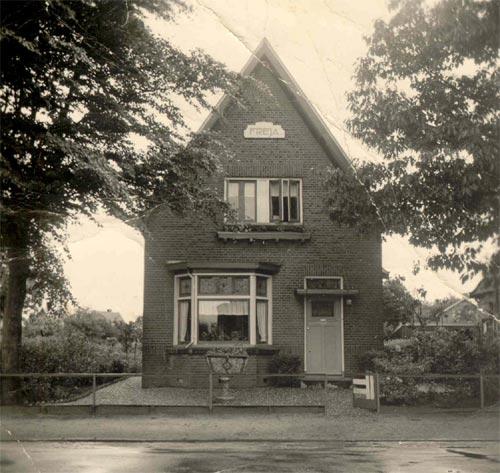 Huize FREJA, collectie Jan Bannink.