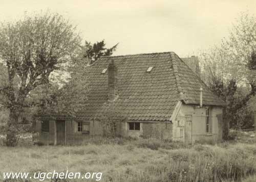 Ugchelseweg 239, (zijkant achter) collectie Herman Geurts.