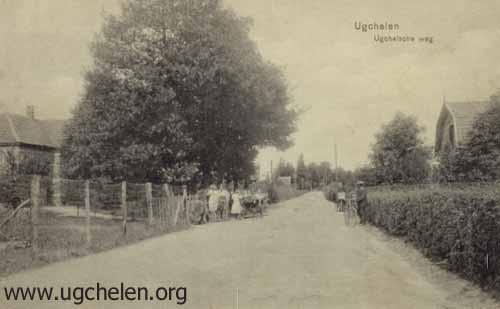 Ugchelseweg, collectie Lien Bosch - Huttinga.