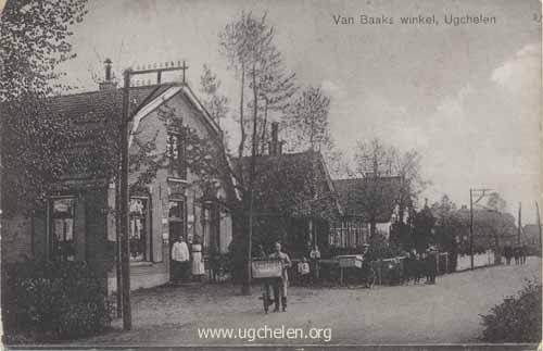 Van Baak, collectie Gert Woutersen.