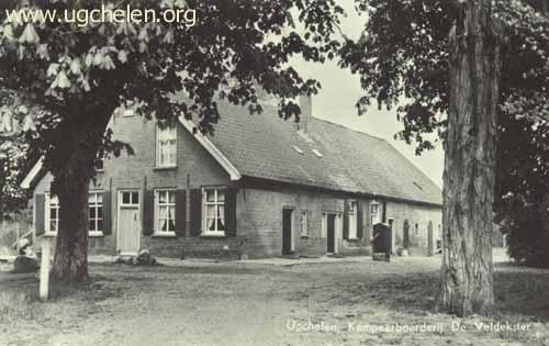Kampeerboerderij De Veldekster, collectie Hemmie Geurts.