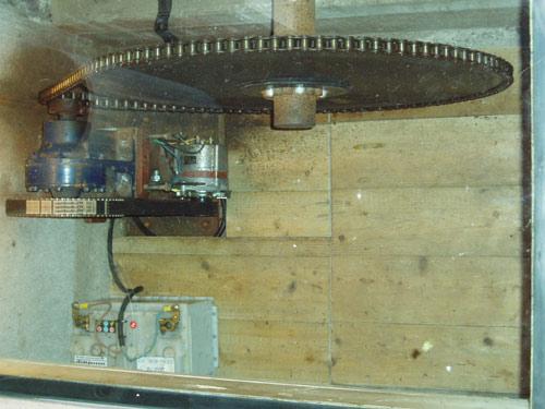 Generator opstelling